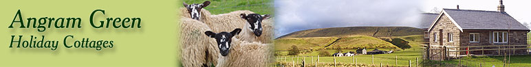 Angram Green holiday cottages in the Ribble Valley